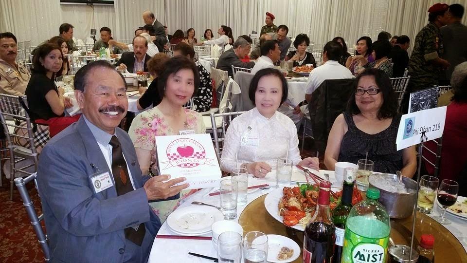 KB Nguyễn Hải Hoàn và gia đình