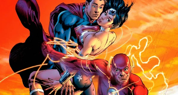 Portadas alternativas The Flash 75 aniversario