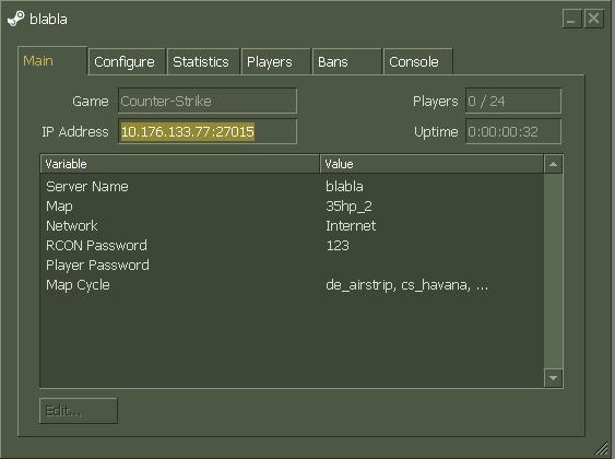 Как создать сервер в контре 16 по локалке - TurnPike