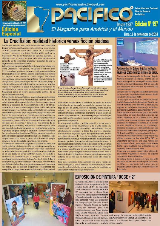 Revista Pacífico Nº 197 Edición Especial