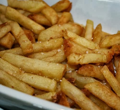 Simple Homemade Fries Can Be Fun - Food, Fun, and Happiness