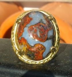 cincin batu akik termahal koleksi saya saat ini cincin batu akik badar ...