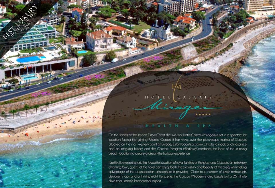 The Best Of Hotel Cascais Mirage Portugal