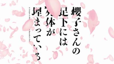 Sakurako-san no Ashimoto ni wa Shitai ga Umatteiru Subtitle Indonesia [Batch]