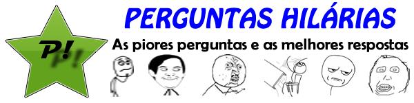 PERGUNTAS HILÁRIAS