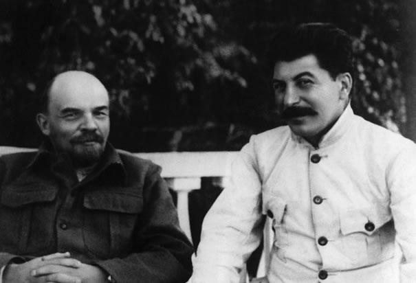 Lenin - Stalin Comparison