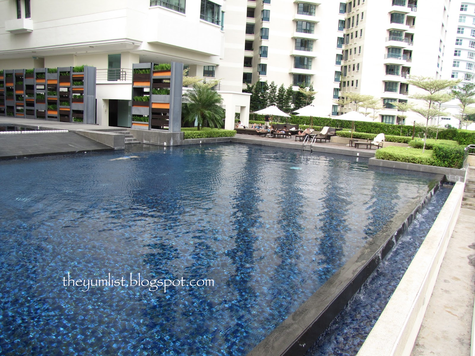 G hotel gurney drive penang malaysia the yum list for Gurney hotel penang swimming pool