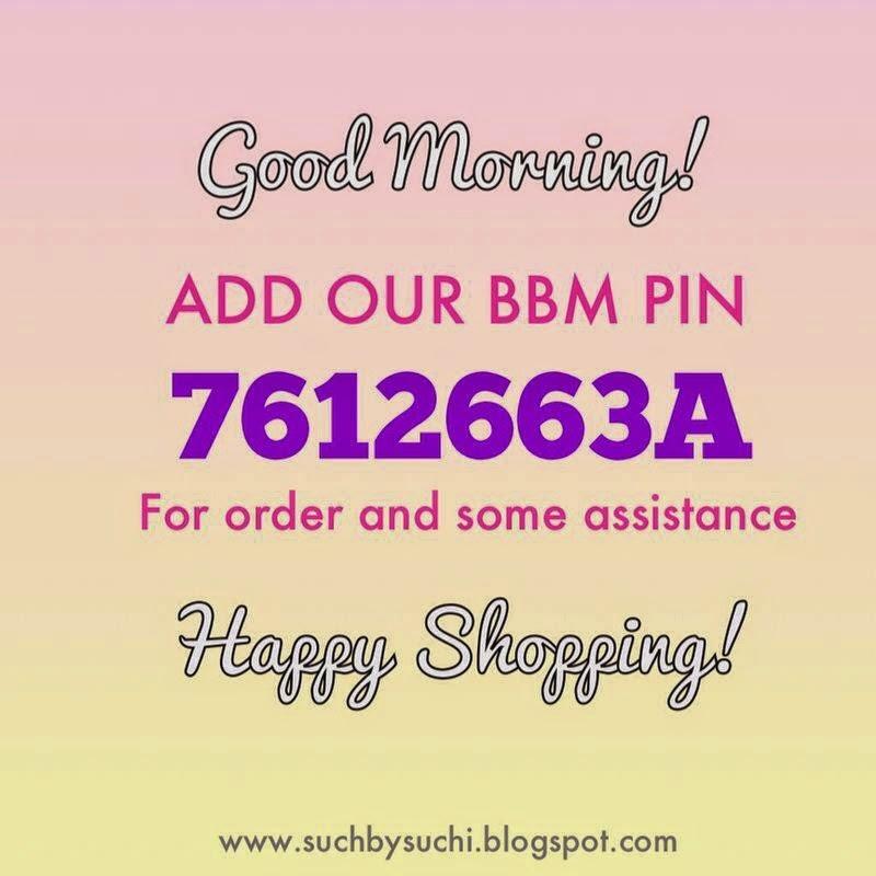 BBM Order