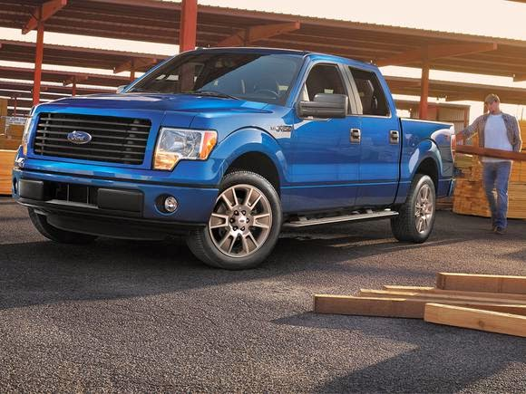 Ford F-150 Tops List for American-Made Vehicles