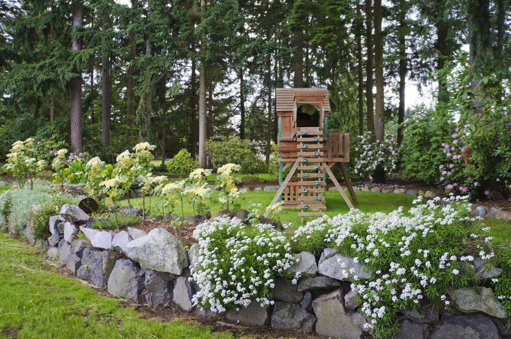 Landscape Garden At Home : More than beautiful house garden and landscaping ideas