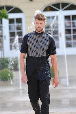 Pokaz mody podczas Sopot Fashion Days