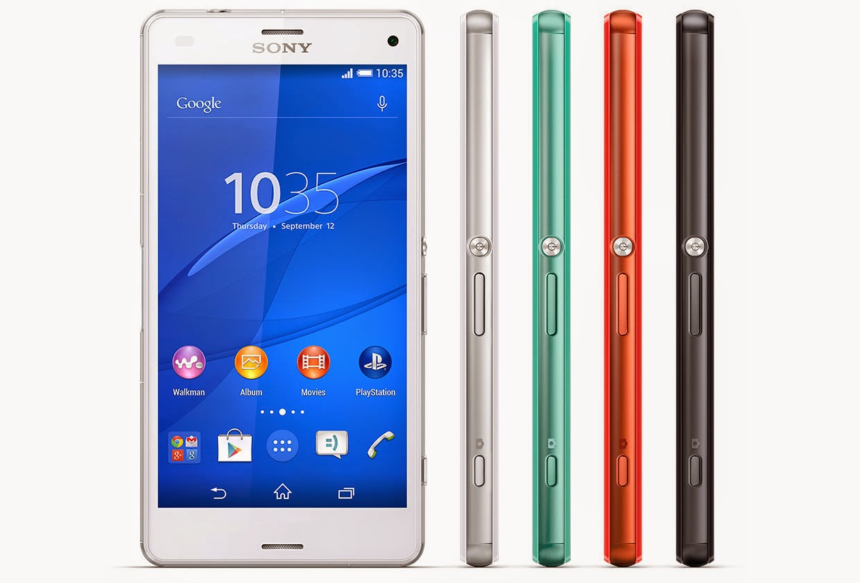 Smartphone Android Terbaru Oppo N1 VS Sony Xperia Z3 Compact