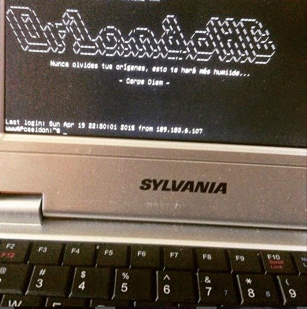 Sylvania Server Monitor