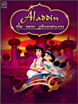 Aladdin 2 The New Adventures Nokia C3 Java Game