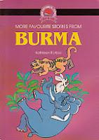 toko buku rahma: buku MORE FAVOURITE STORIES FROM BURMA, pengarang kathleen forben, penerbit rosda