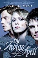 bookcover of INDIGO SPELL (Bloodlines #3) by Richelle Mead