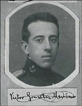 Alférez Víctor González Mendoza