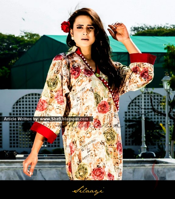 Elegant Dresses For Lahori Girls