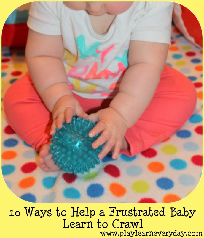 Tips to Help Your Baby Crawl, Sit, Stand and Walk | Ysis ...