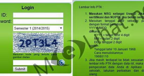 4 Link Login Alternatif Cek Info Ptk Dan Sk Tpp 2015 Filenya