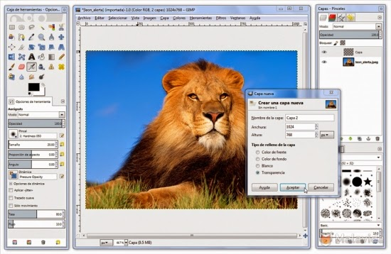 GIMP 2.8.10 for Windows Full Version