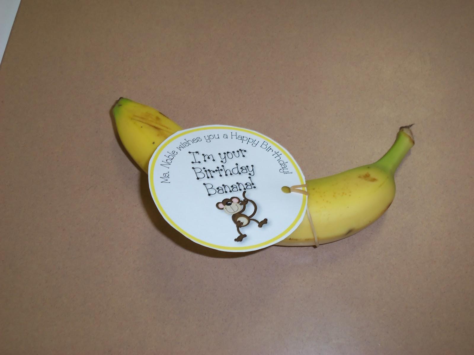 Happy Birthday! - The First Grade Parade