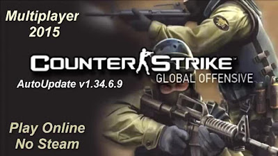 Free Download Game Counter Strike Global Offensive Pc Full Version – AutoUpdate v1.34.6.9 – Play Online – Multiplayer 2015 –  Multilanguage – No Steam – Direct Links – Torrent Link – 3.41 Gb – Working 100% .