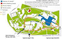 mappa parcheggi per presentazione Carta dei diritti delle persone con disabilità
