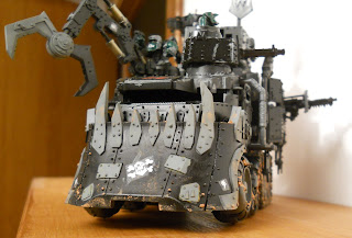 ork battlewagon  border=