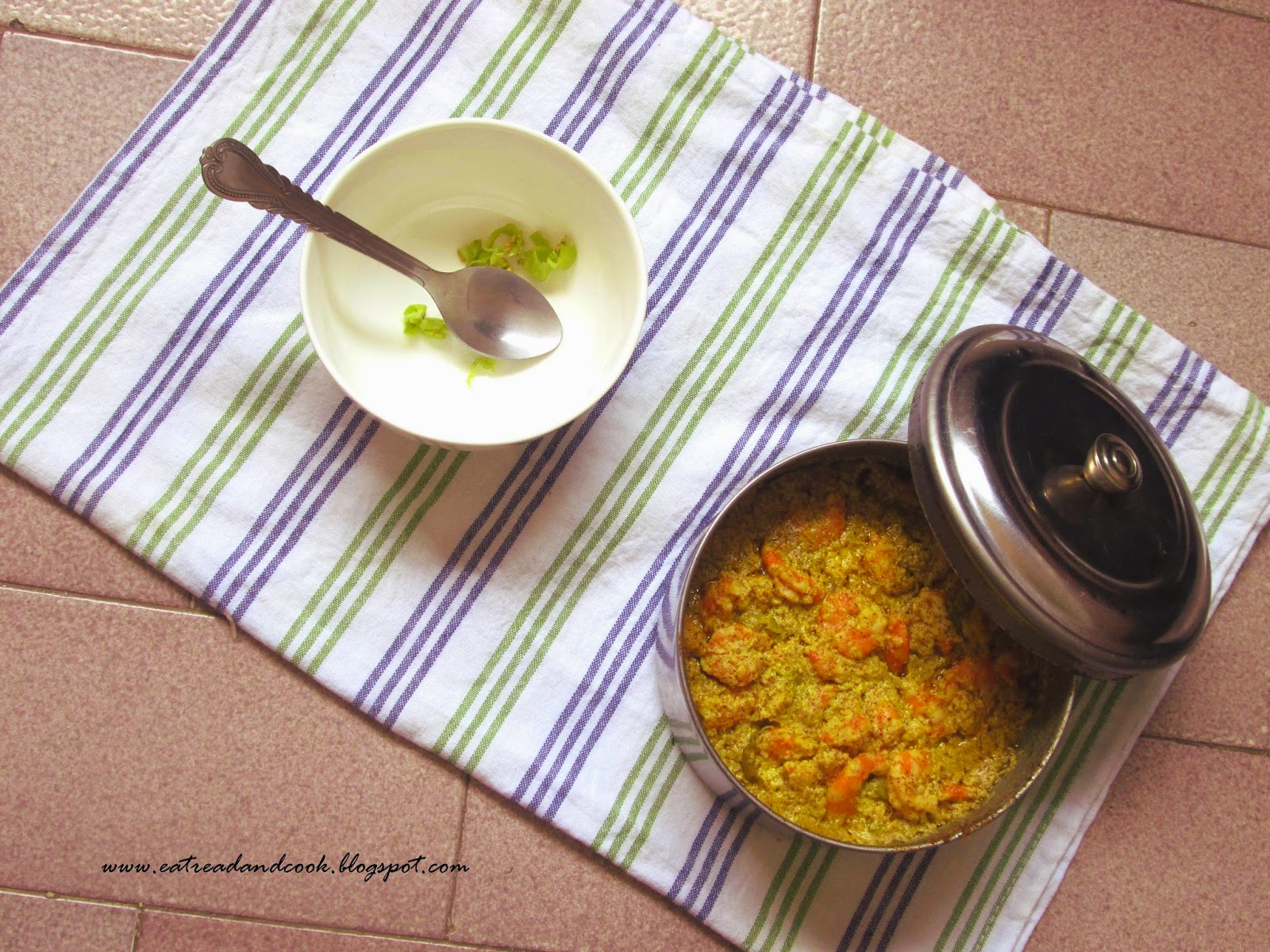 authentic bengali bhapa chingri recipe