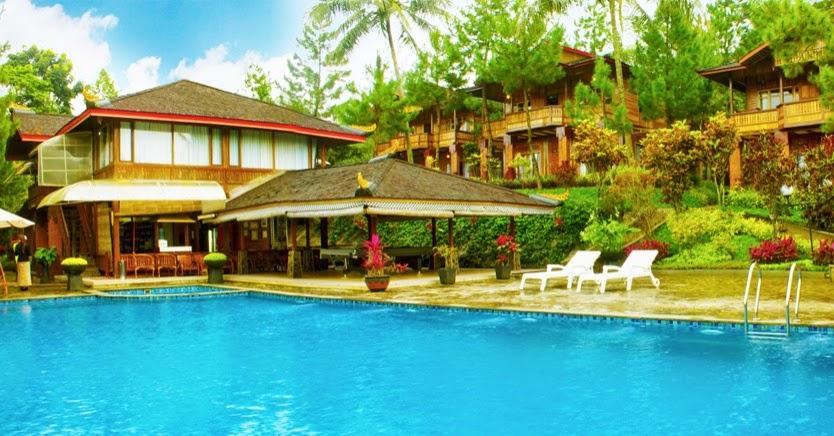 Tempat Outbound Jambu Luwuk Hotel & Resorts Bogor