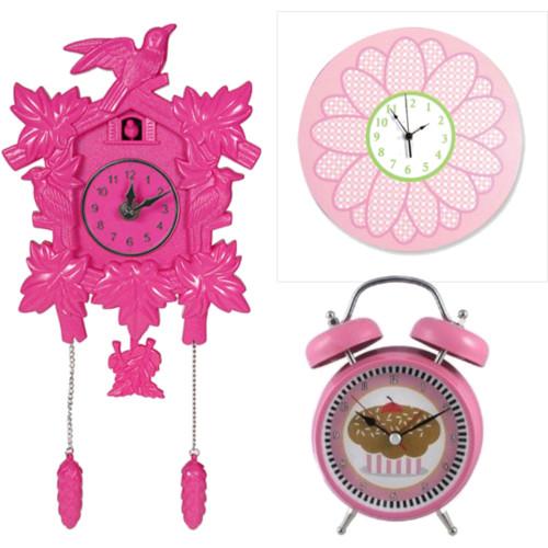 Modernos relojes de pared y alarmas decorar casa y hogar for Relojes de pared modernos
