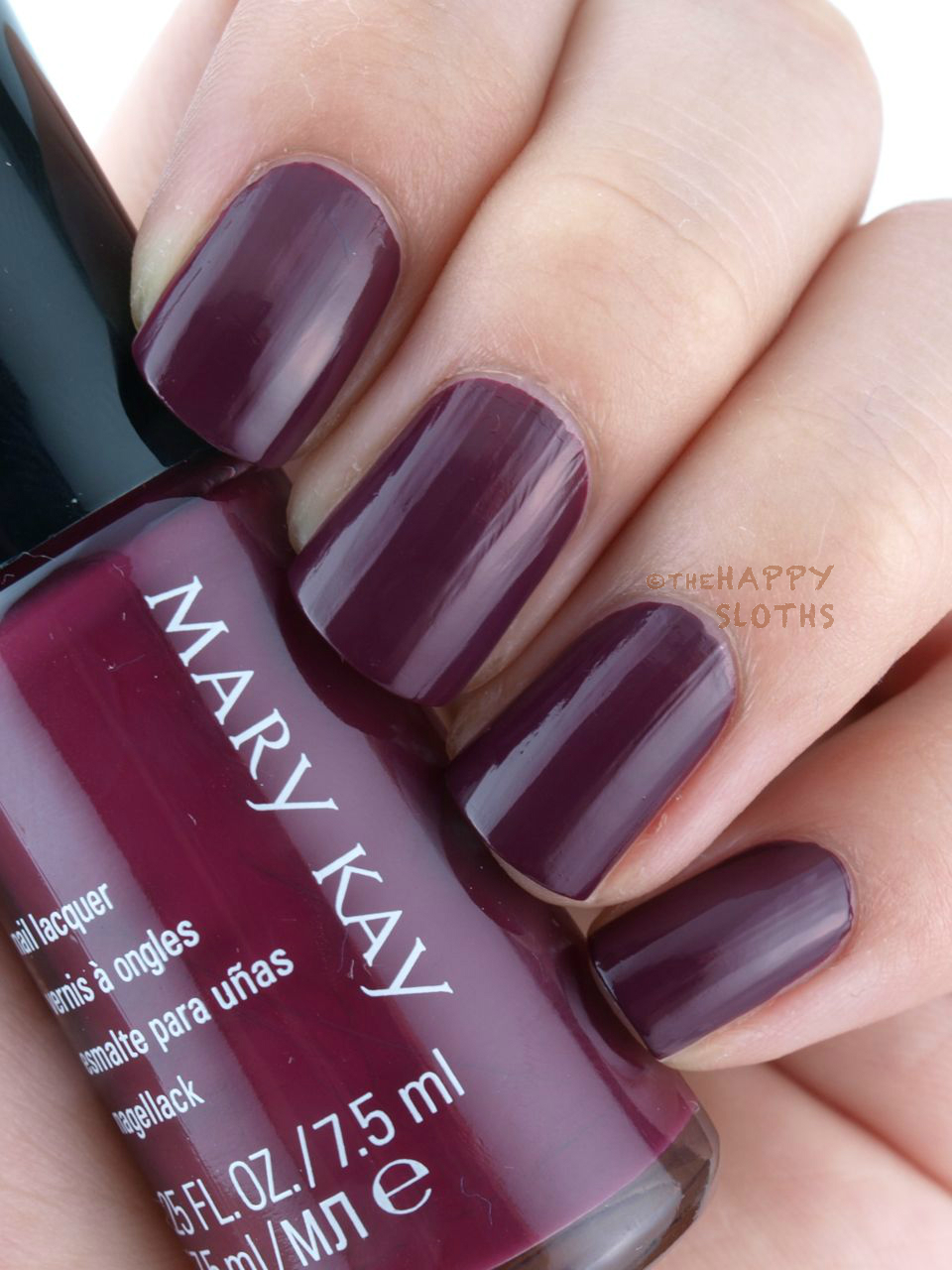 Mary Kay Fall 2015 City Modern Collection Nail Lacquers: Review and ...