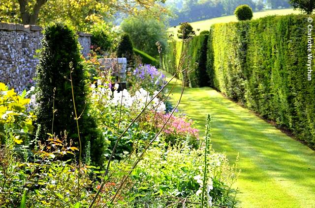 Upton Wold - a Cotswold garden with a difference | The Galloping ...