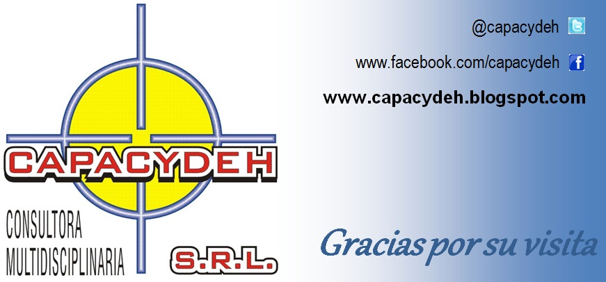 CAPACYDEH  Srl.