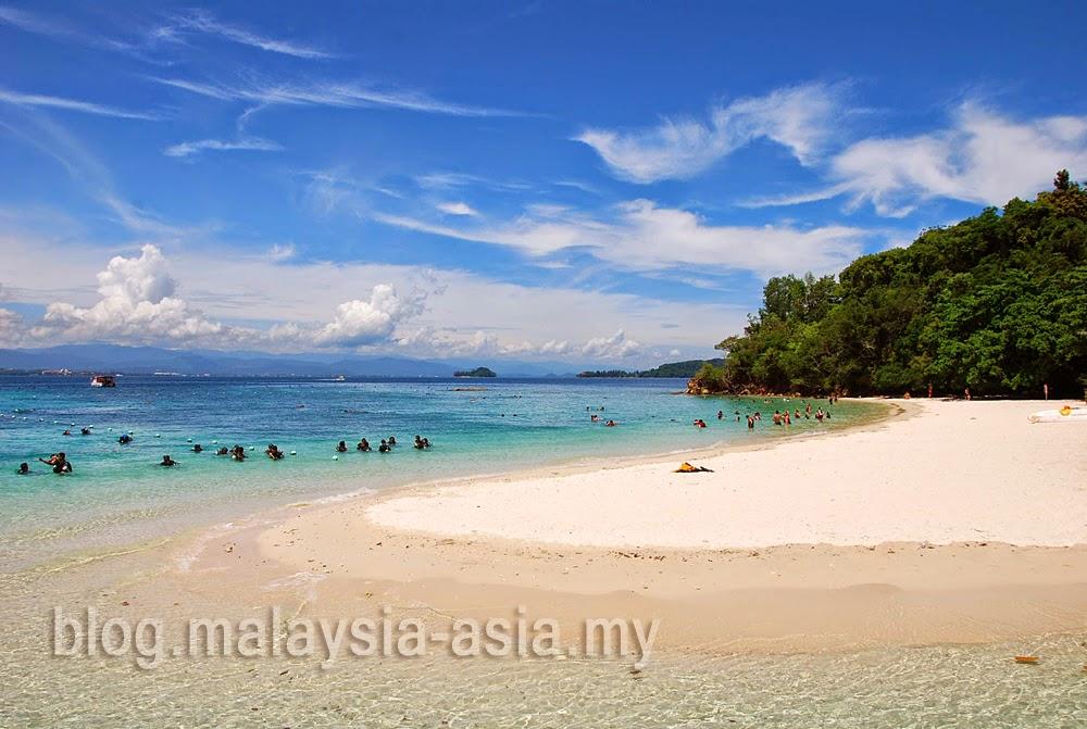 Pantai Pulau Sapi
