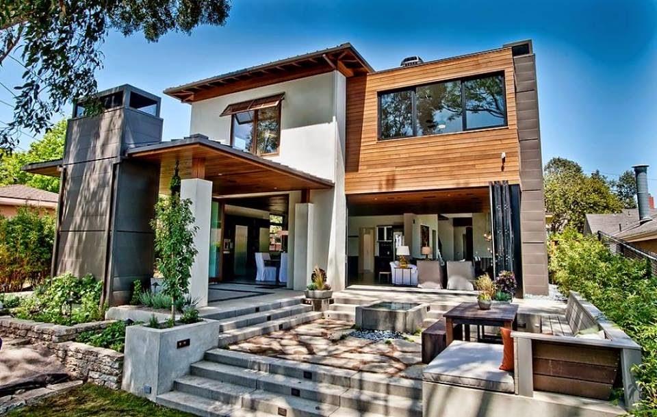 Unique home designs modern architecture civil updates for Modern unique house plans