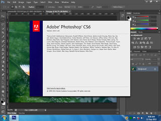 Photoshop CS6 Screenshot