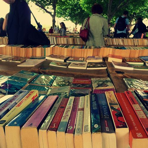 old books market