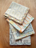 http://www.patchworkposse.com/self-binding-napkin-tutorial/