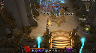 Block Diablo 3 Monster Mob Get Through