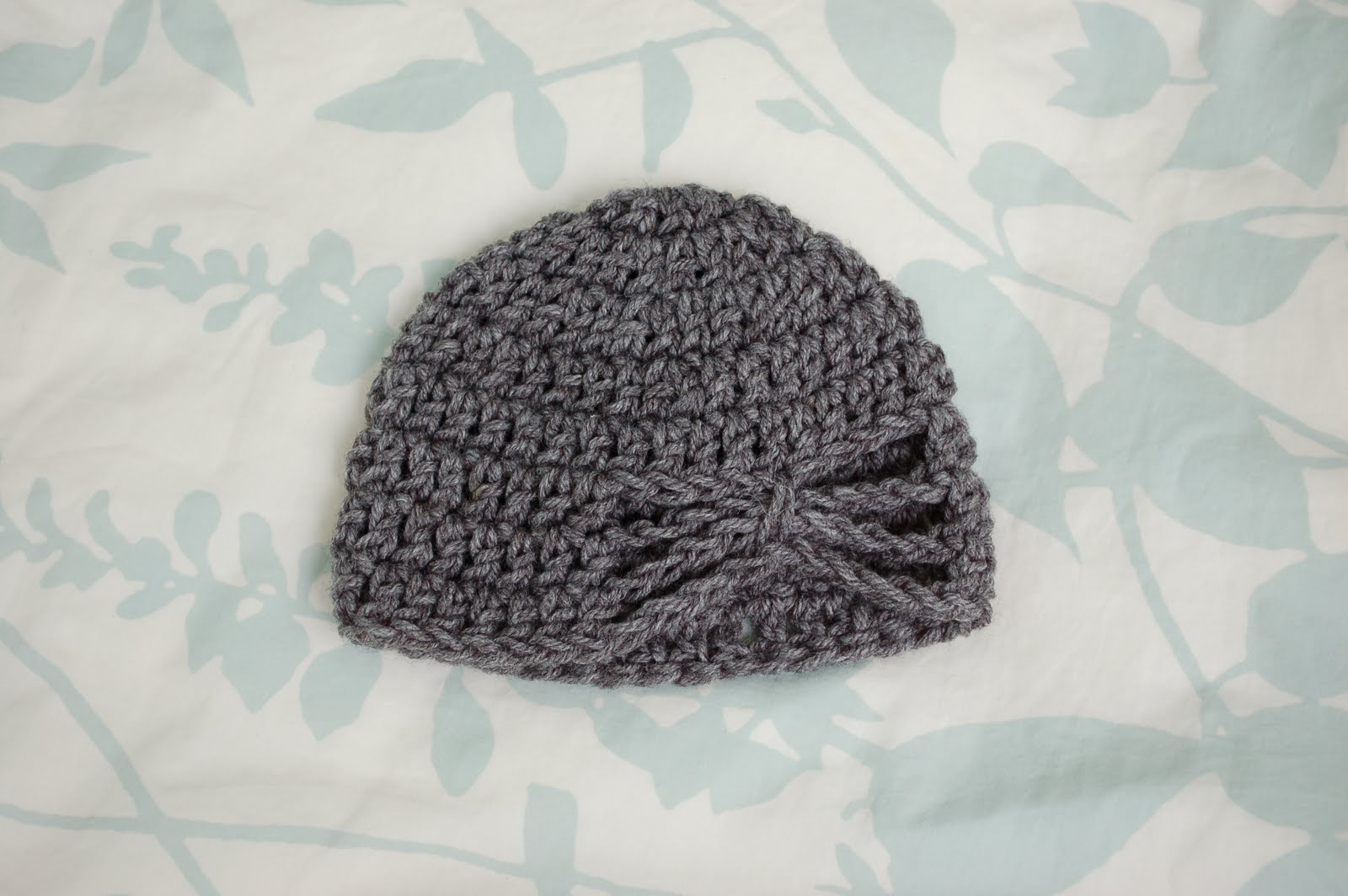 Alli Crafts: Free Pattern: Butterfly Hat - Premie