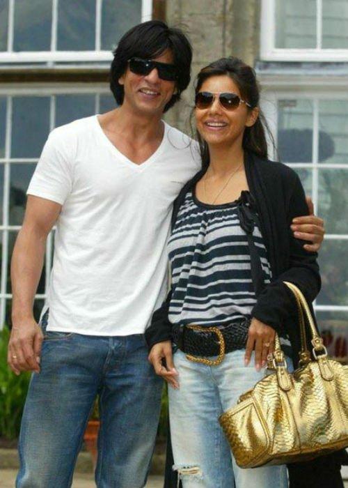 srk and family Shahrukh Khan
