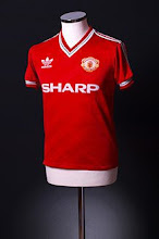1986-88 Manchester United Home Shirt