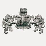 blazon lei, stucaturi din polistiren pentru fatade case, elemente decorative