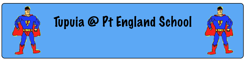 Tupuia @ Pt England School