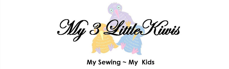 My 3 LittleKiwis