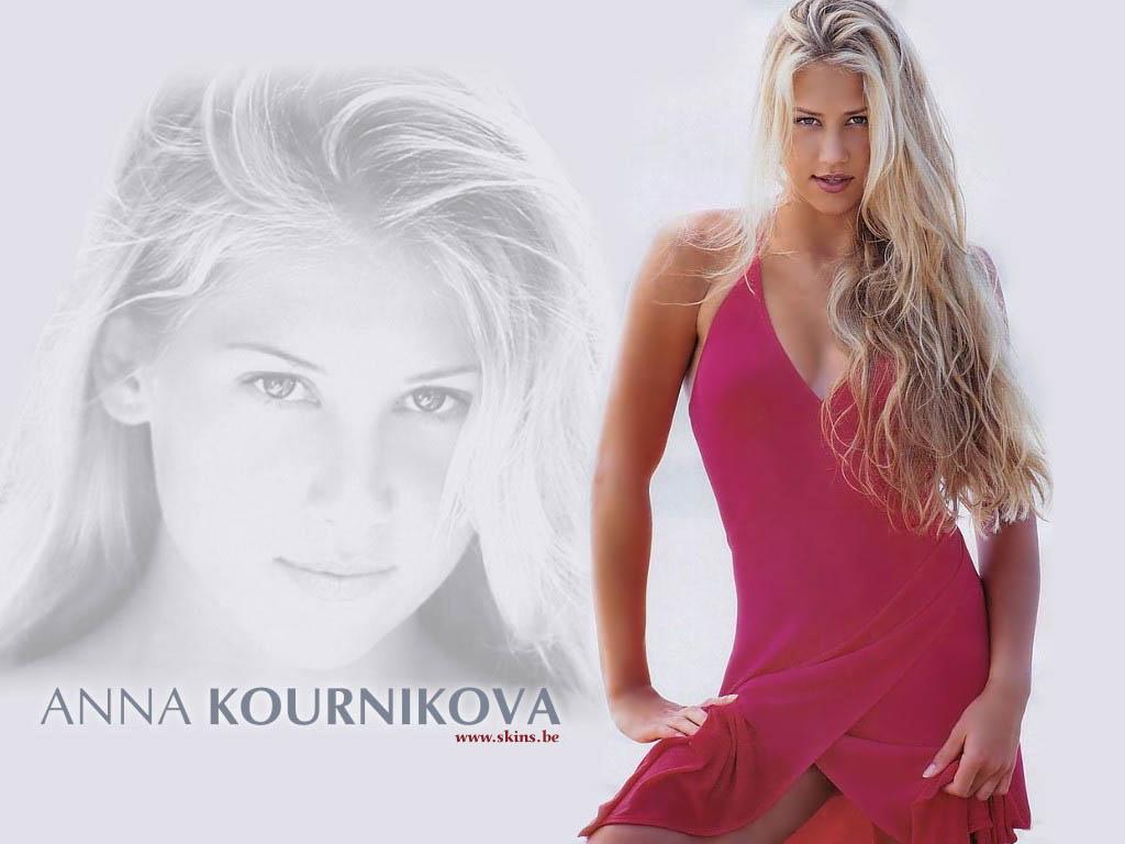 Anna Kournikova HD Wallpapers Backgrounds Wallpaper
