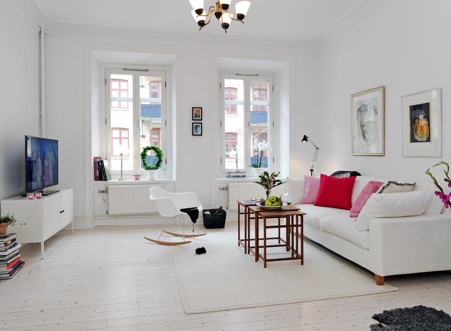 decorando y renovando salones con encanto