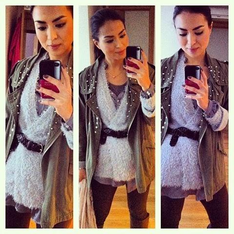 daniela pires, street style, fashion blogger, style, winter, leather leggings